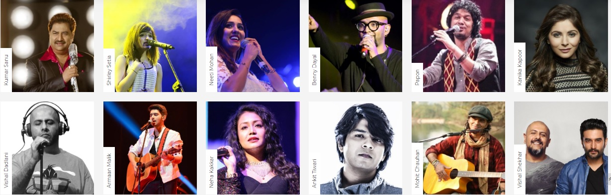 Hire Playback Singer